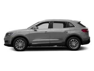 Ingot Silver Metallic 2017 Lincoln MKX Pictures MKX Util 4D Reserve EcoBoost 2WD V6 photos side view