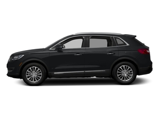 Diamond Black 2017 Lincoln MKX Pictures MKX Util 4D Reserve EcoBoost 2WD V6 photos side view