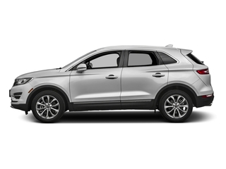 Ingot Silver Metallic 2017 Lincoln MKC Pictures MKC Utility 4D Black Label 2WD I4 Turbo photos side view