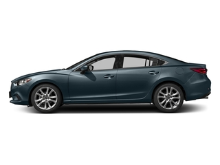 Blue Reflex Mica 2017 Mazda Mazda6 Pictures Mazda6 Sedan 4D Touring I4 photos side view