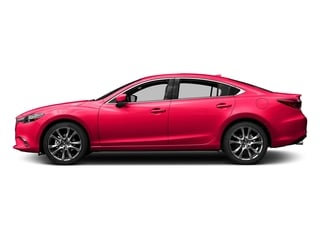Soul Red Metallic 2017 Mazda Mazda6 Pictures Mazda6 Sedan 4D GT Premium I4 photos side view