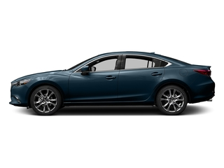 Deep Crystal Blue 2017 Mazda Mazda6 Pictures Mazda6 Grand Touring Auto photos side view