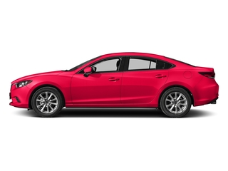 Soul Red Metallic 2017 Mazda Mazda6 Pictures Mazda6 2017.5 Sport Auto photos side view