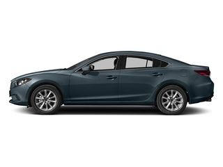 Blue Reflex Mica 2017 Mazda Mazda6 Pictures Mazda6 2017.5 Sport Auto photos side view