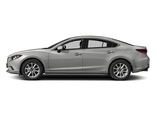 Sonic Silver Metallic 2017 Mazda Mazda6 Pictures Mazda6 2017.5 Sport Auto photos side view