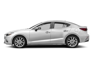 Snowflake White Pearl Mica 2017 Mazda Mazda3 4-Door Pictures Mazda3 4-Door Sedan 4D Grand Touring photos side view