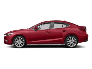 Soul Red Metallic 2017 Mazda Mazda3 4-Door Pictures Mazda3 4-Door Sedan 4D Grand Touring photos side view