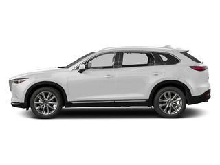 Snowflake White Pearl Mica 2017 Mazda CX-9 Pictures CX-9 Grand Touring AWD photos side view