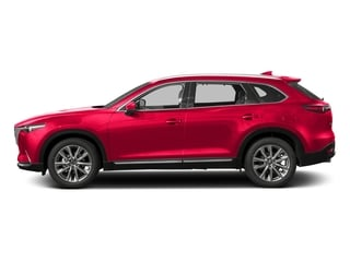 Soul Red Metallic 2017 Mazda CX-9 Pictures CX-9 Grand Touring AWD photos side view