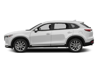 Snowflake White Pearl Mica 2017 Mazda CX-9 Pictures CX-9 Utility 4D Signature AWD I4 photos side view