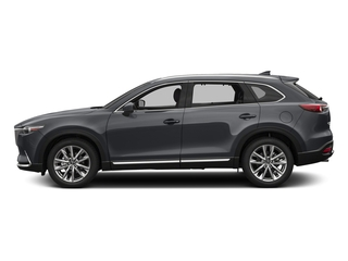 Machine Gray Metallic 2017 Mazda CX-9 Pictures CX-9 Utility 4D Signature AWD I4 photos side view