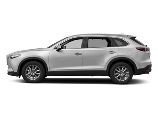 Snowflake White Pearl Mica 2017 Mazda CX-9 Pictures CX-9 Utility 4D Touring 2WD I4 photos side view