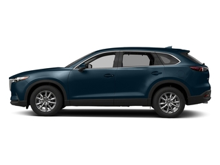 Deep Crystal Blue Mica 2017 Mazda CX-9 Pictures CX-9 Utility 4D Touring 2WD I4 photos side view