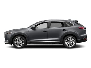 Machine Gray Metallic 2017 Mazda CX-9 Pictures CX-9 Utility 4D GT 2WD I4 photos side view