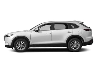Snowflake White Pearl Mica 2017 Mazda CX-9 Pictures CX-9 Utility 4D Sport AWD I4 photos side view