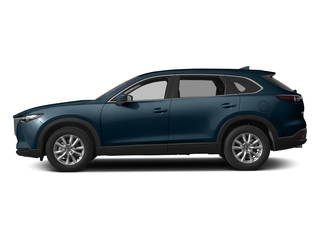 Deep Crystal Blue Mica 2017 Mazda CX-9 Pictures CX-9 Utility 4D Sport AWD I4 photos side view