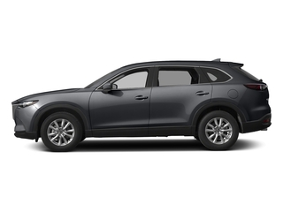 Machine Gray Metallic 2017 Mazda CX-9 Pictures CX-9 Utility 4D Sport AWD I4 photos side view