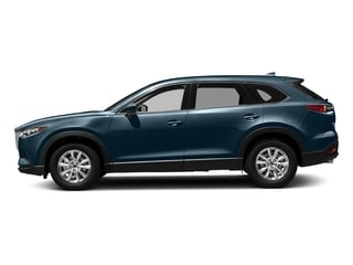 Deep Crystal Blue Mica 2017 Mazda CX-9 Pictures CX-9 Touring AWD photos side view