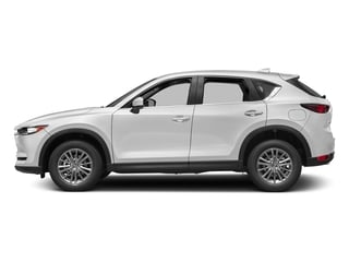 Snowflake White Pearl Mica 2017 Mazda CX-5 Pictures CX-5 Utility 4D Sport 2WD I4 photos side view