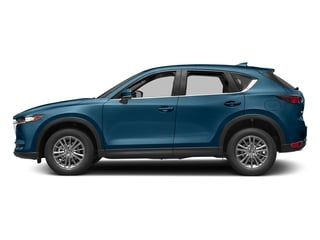 Eternal Blue Mica 2017 Mazda CX-5 Pictures CX-5 Utility 4D Sport 2WD I4 photos side view