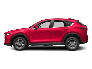 Soul Red Crystal Metallic 2017 Mazda CX-5 Pictures CX-5 Utility 4D Sport 2WD I4 photos side view