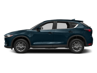 Deep Crystal Blue Mica 2017 Mazda CX-5 Pictures CX-5 Utility 4D Touring 2WD I4 photos side view