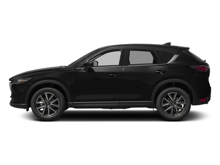 Jet Black Mica 2017 Mazda CX-5 Pictures CX-5 Utility 4D GT AWD I4 photos side view