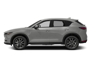 Sonic Silver Metallic 2017 Mazda CX-5 Pictures CX-5 Utility 4D GT AWD I4 photos side view