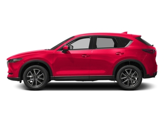 Soul Red Crystal Metallic 2017 Mazda CX-5 Pictures CX-5 Utility 4D GT AWD I4 photos side view