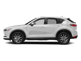 Snowflake White Pearl Mica 2017 Mazda CX-5 Pictures CX-5 Utility 4D GT 2WD I4 photos side view
