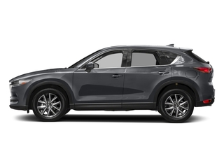 Machine Gray Metallic 2017 Mazda CX-5 Pictures CX-5 Utility 4D GT 2WD I4 photos side view