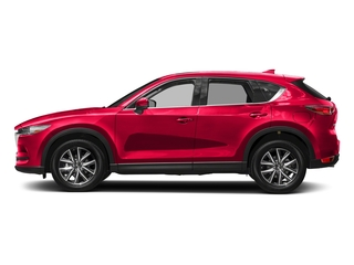 Soul Red Crystal Metallic 2017 Mazda CX-5 Pictures CX-5 Grand Touring FWD photos side view