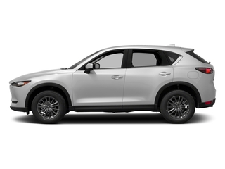 Snowflake White Pearl Mica 2017 Mazda CX-5 Pictures CX-5 Utility 4D Touring AWD I4 photos side view