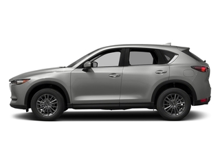 Sonic Silver Metallic 2017 Mazda CX-5 Pictures CX-5 Utility 4D Touring AWD I4 photos side view