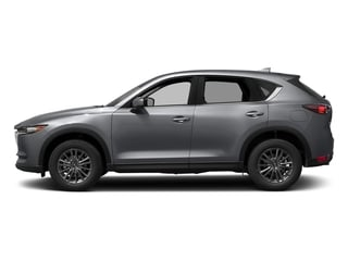 Machine Gray Metallic 2017 Mazda CX-5 Pictures CX-5 Utility 4D Touring AWD I4 photos side view