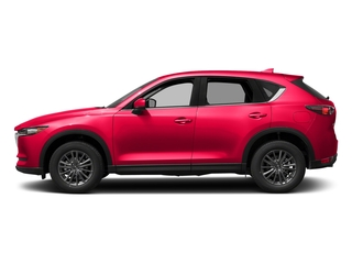 Soul Red Crystal Metallic 2017 Mazda CX-5 Pictures CX-5 Utility 4D Touring AWD I4 photos side view