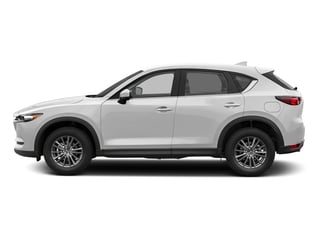 Snowflake White Pearl Mica 2017 Mazda CX-5 Pictures CX-5 Utility 4D Sport AWD I4 photos side view