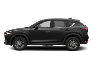 Jet Black Mica 2017 Mazda CX-5 Pictures CX-5 Utility 4D Sport AWD I4 photos side view