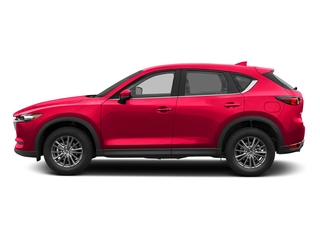 Soul Red Crystal Metallic 2017 Mazda CX-5 Pictures CX-5 Utility 4D Sport AWD I4 photos side view
