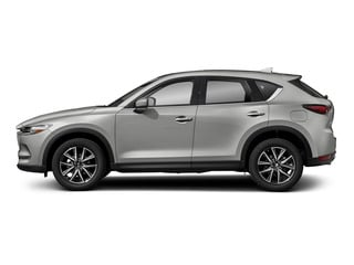 Sonic Silver Metallic 2017 Mazda CX-5 Pictures CX-5 Grand Select FWD photos side view