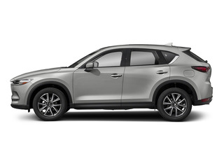 Sonic Silver Metallic 2017 Mazda CX-5 Pictures CX-5 Utility 4D Grand Select 2WD photos side view