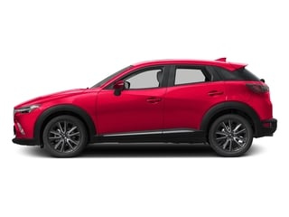 Soul Red Metallic 2017 Mazda CX-3 Pictures CX-3 Utility 4D GT AWD I4 photos side view
