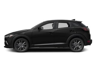 Jet Black Mica 2017 Mazda CX-3 Pictures CX-3 Utility 4D GT AWD I4 photos side view