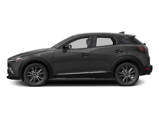 Meteor Gray Mica 2017 Mazda CX-3 Pictures CX-3 Utility 4D GT AWD I4 photos side view