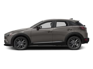 Titanium Flash Mica 2017 Mazda CX-3 Pictures CX-3 Utility 4D GT AWD I4 photos side view