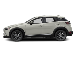 Ceramic Metallic 2017 Mazda CX-3 Pictures CX-3 Utility 4D GT AWD I4 photos side view