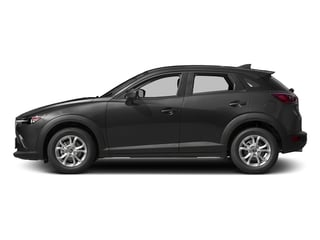 Meteor Gray Mica 2017 Mazda CX-3 Pictures CX-3 Utility 4D Sport 2WD I4 photos side view
