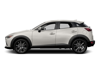 Crystal White Pearl Mica 2017 Mazda CX-3 Pictures CX-3 Utility 4D Touring AWD I4 photos side view