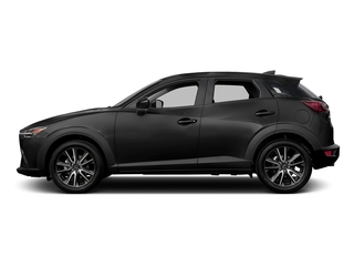 Jet Black Mica 2017 Mazda CX-3 Pictures CX-3 Utility 4D Touring AWD I4 photos side view