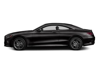 designo Mocha Black 2017 Mercedes-Benz S-Class Pictures S-Class S 550 4MATIC Coupe photos side view
